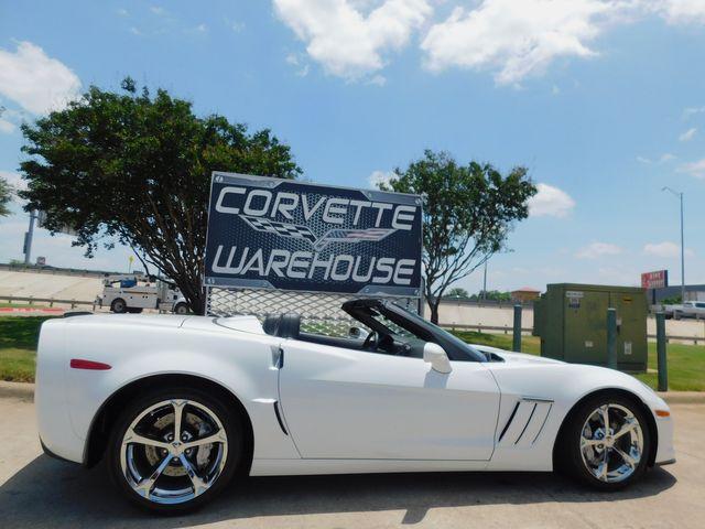 2013 Chevrolet Corvette Grand Sport 3LT, NAV, Chrome Wheels, Only 4k in Dallas, Texas 75220