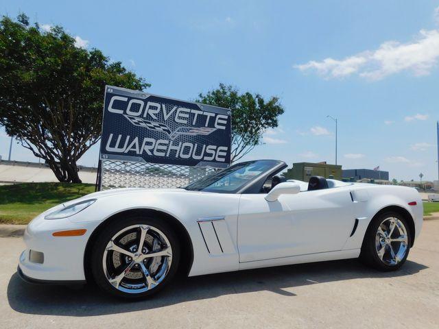 2013 Chevrolet Corvette Grand Sport 3LT, NAV, Chrome Wheels, Only 4k