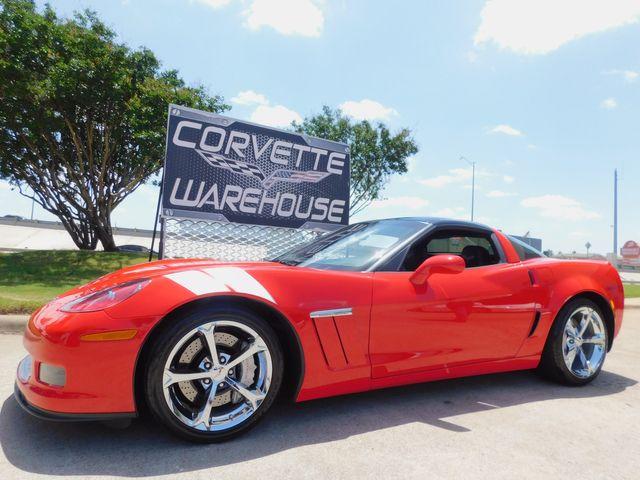 2013 Chevrolet Corvette Grand Sport 3LT, F55, NAV, 6-Speed, Chromes 10k