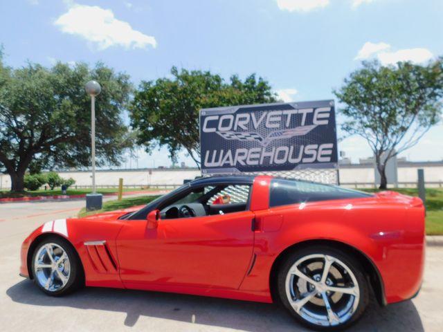 2013 Chevrolet Corvette Grand Sport 3LT, F55, NAV, 6-Speed, Chromes 10k in Dallas, Texas 75220