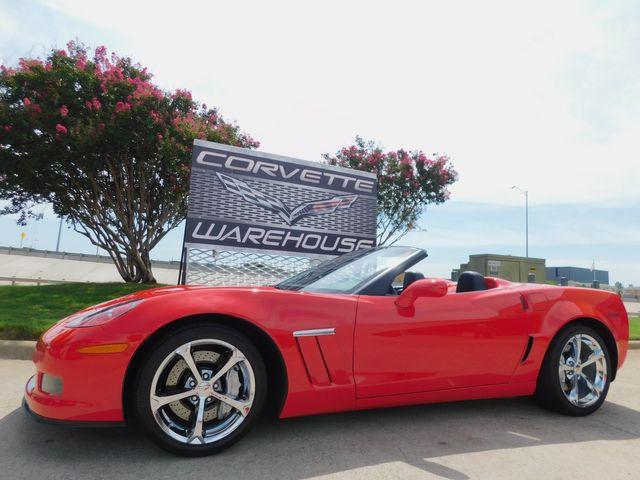 2013 Chevrolet Corvette Grand Sport 2LT, NAV, NPP, Auto, Chrome Wheels 1k