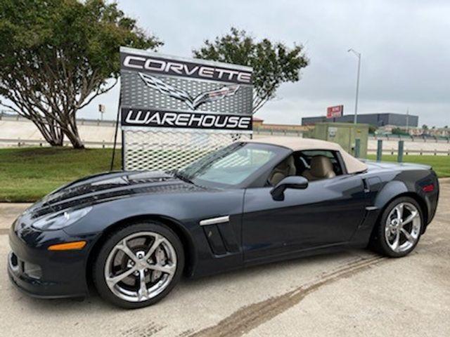 2013 Chevrolet Corvette Grand Sport 3LT, F55, NAV, NPP, Auto, Chromes 19k in Dallas, Texas 75220