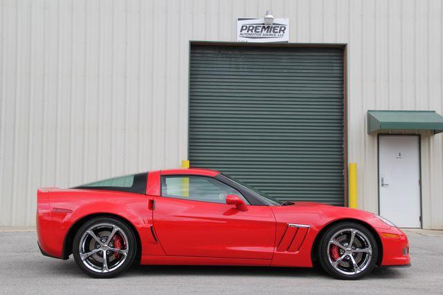 2013 Chevrolet Corvette Grand Sport 3LT Jacksonville , FL 10