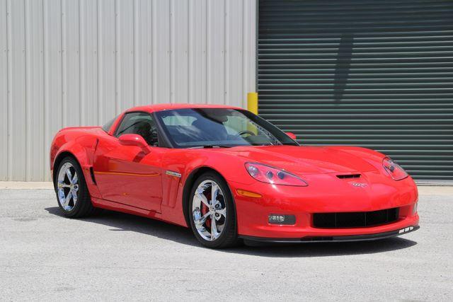 2013 Chevrolet Corvette Grand Sport 3LT Jacksonville , FL 1