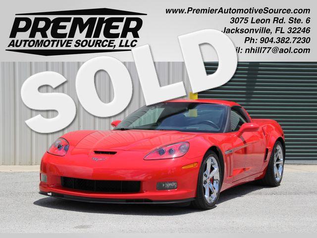 2013 Chevrolet Corvette Grand Sport 3LT Jacksonville , FL 0