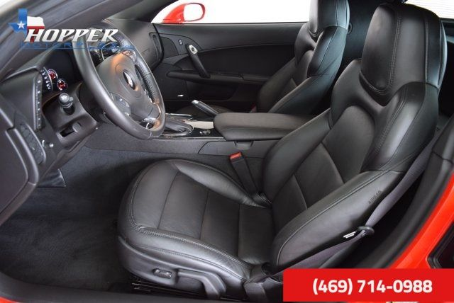 2013 Chevrolet Corvette Grand Sport HPA in McKinney, Texas 75070