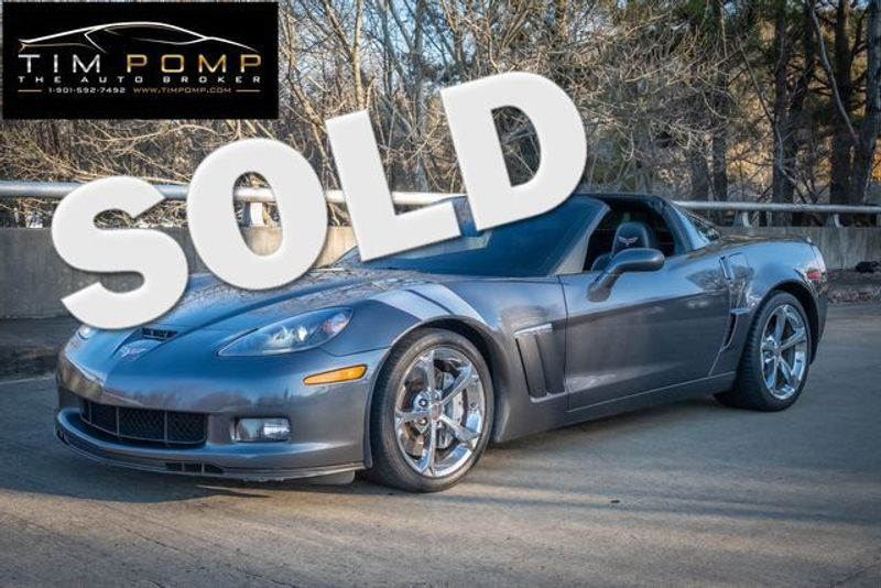2013 Chevrolet Corvette Grand Sport 3LT | Memphis, Tennessee | Tim Pomp - The Auto Broker in Memphis Tennessee