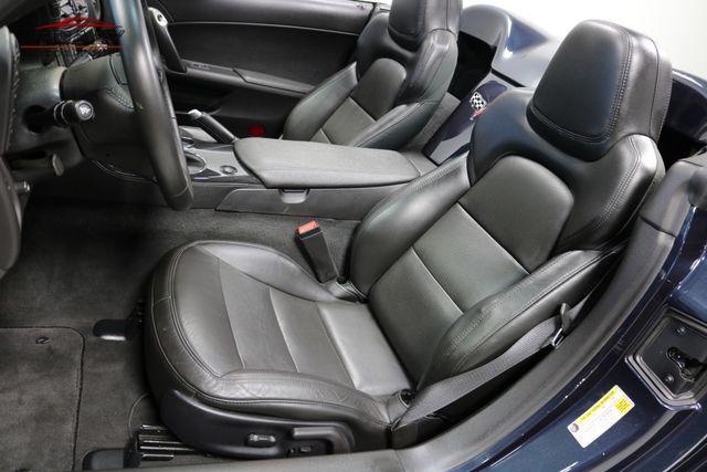 2013 Chevrolet Corvette 3LT Merrillville, Indiana 12