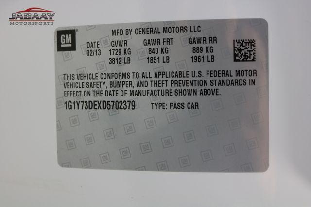 2013 Chevrolet Corvette 427 1SC Merrillville, Indiana 52