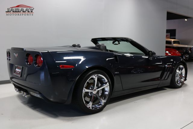 2013 Chevrolet Corvette Grand Sport 3LT Merrillville, Indiana 4