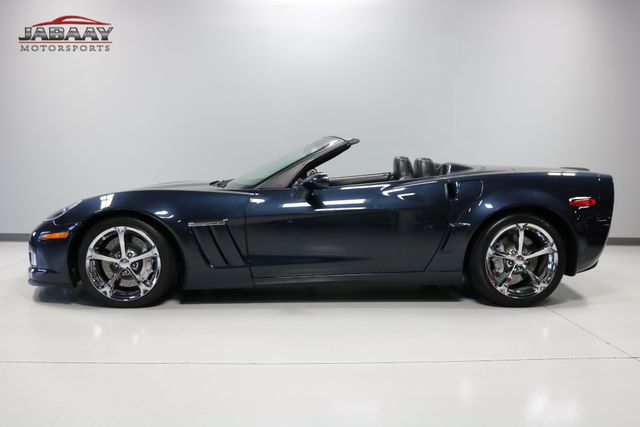 2013 Chevrolet Corvette Grand Sport 3LT Merrillville, Indiana 1