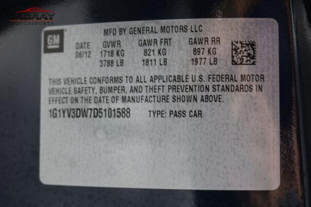 2013 Chevrolet Corvette Grand Sport 2LT Merrillville, Indiana 48