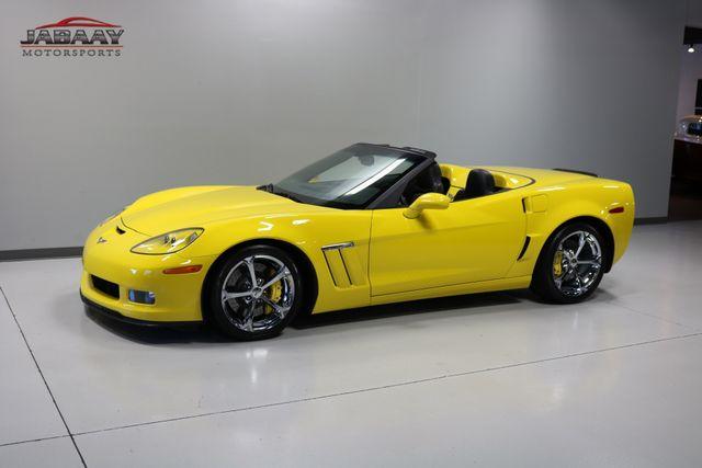 2013 Chevrolet Corvette Grand Sport 3LT Merrillville, Indiana 35