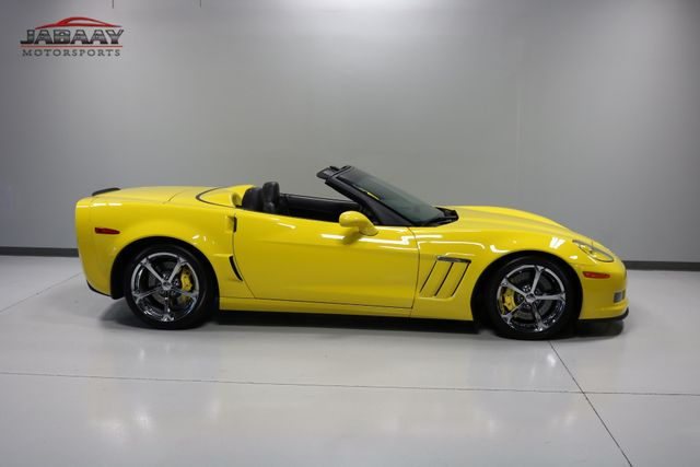 2013 Chevrolet Corvette Grand Sport 3LT Merrillville, Indiana 44
