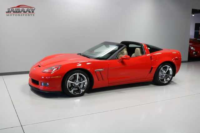 2013 Chevrolet Corvette Grand Sport 3LT Merrillville, Indiana 34