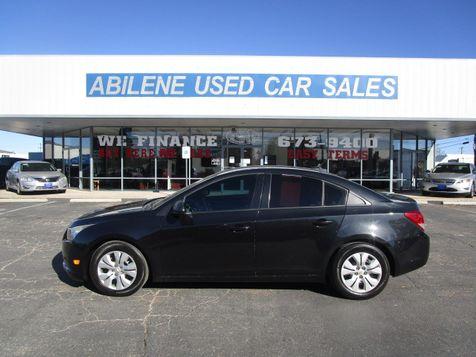 2013 Chevrolet Cruze LS in Abilene, TX