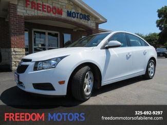 2013 Chevrolet Cruze 1LT | Abilene, Texas | Freedom Motors  in Abilene,Tx Texas