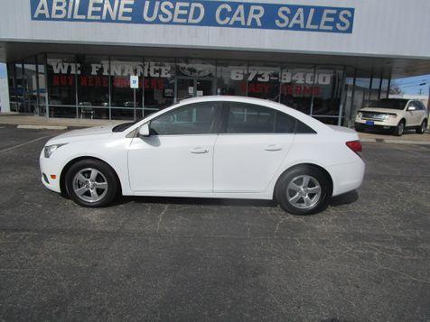 2013 Chevrolet Cruze 1LT in Abilene, TX
