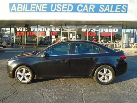 2013 Chevrolet Cruze 2LT in Abilene, TX