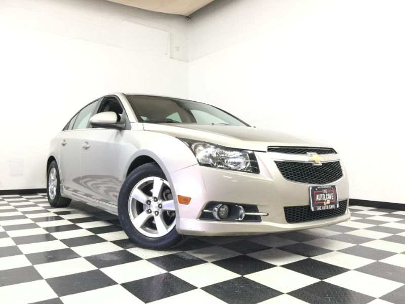 2013 Chevrolet Cruze *Approved Monthly Payments* | The Auto Cave