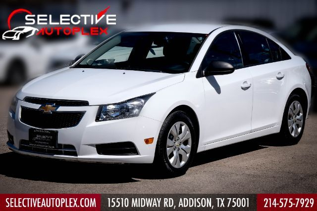 2013 Chevrolet Cruze LS in Addison, TX 75001