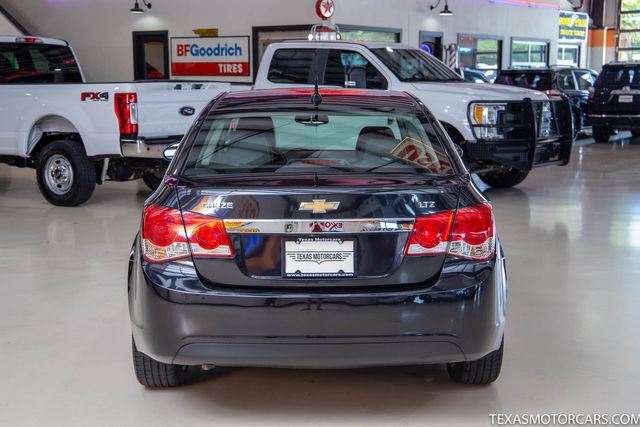 2013 Chevrolet Cruze LTZ in Addison, Texas 75001