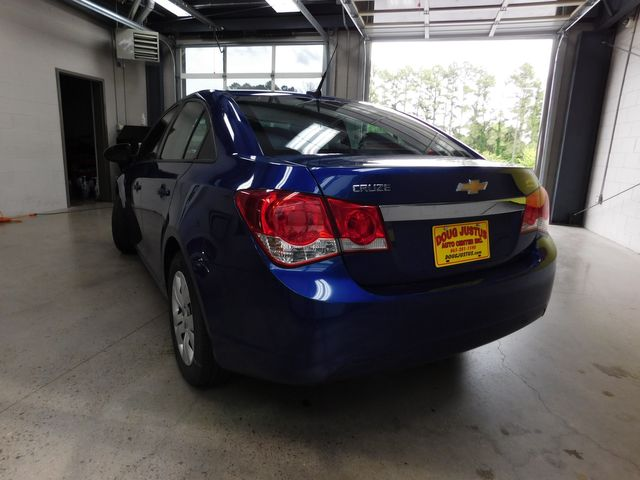 2013 Chevrolet Cruze LS in Airport Motor Mile ( Metro Knoxville ), TN 37777