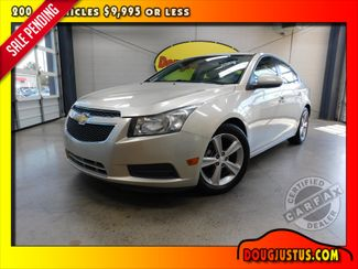 2013 Chevrolet Cruze 2LT in Airport Motor Mile ( Metro Knoxville ), TN 37777