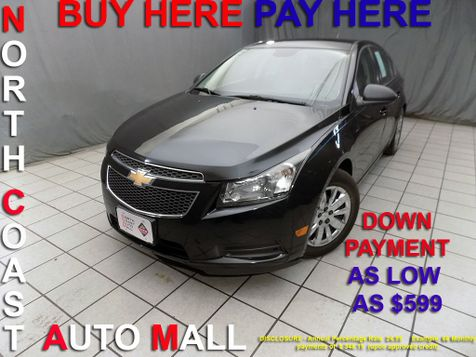 2013 Chevrolet Cruze LS As low as $599 DOWN in Cleveland, Ohio