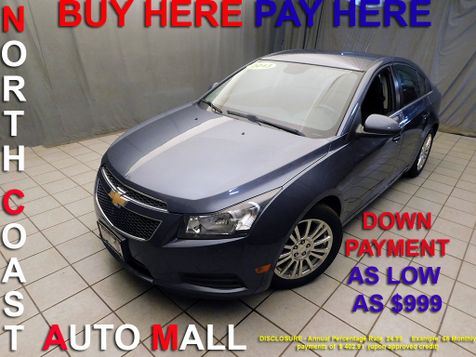 2013 Chevrolet Cruze ECO As low as $999 DOWN in Cleveland, Ohio