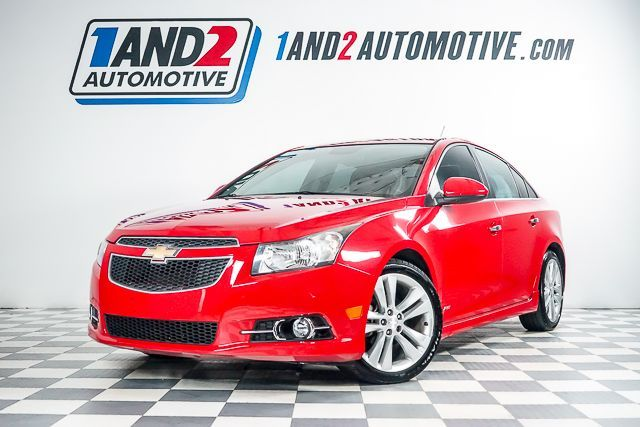 2013 Chevrolet Cruze LTZ in Dallas TX
