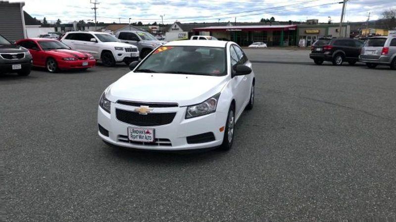 2013 Chevrolet Cruze LS  in Bangor, ME