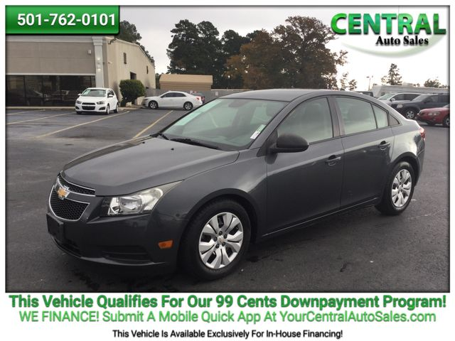 2013 Chevrolet Cruze LS | Hot Springs, AR | Central Auto Sales in Hot Springs AR