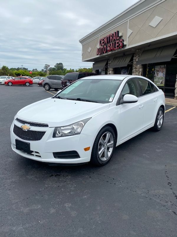 2013 Chevrolet Cruze 2LT | Hot Springs, AR | Central Auto Sales in Hot Springs AR