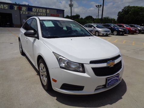 2013 Chevrolet Cruze LS in Houston