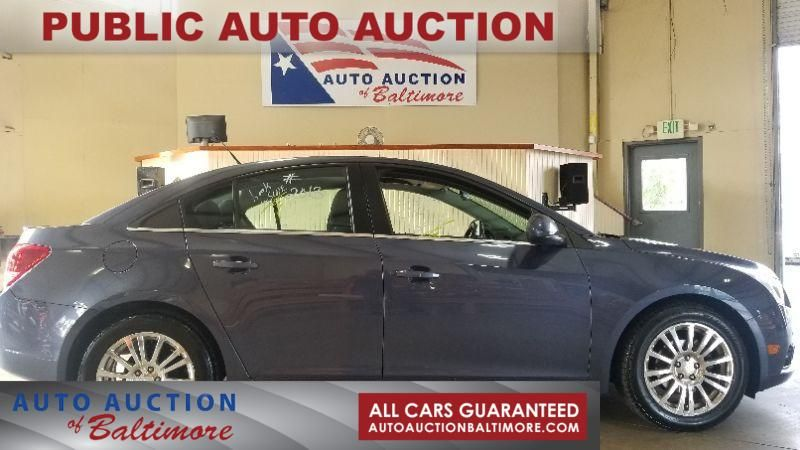 2013 Chevrolet Cruze ECO | JOPPA, MD | Auto Auction of Baltimore  in JOPPA MD