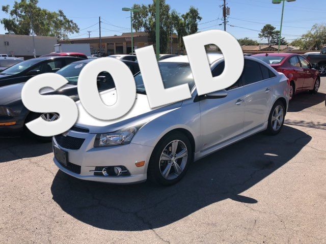2013 Chevrolet Cruze 2LT CAR PROS AUTO CENTER (702) 405-9905 Las Vegas, Nevada