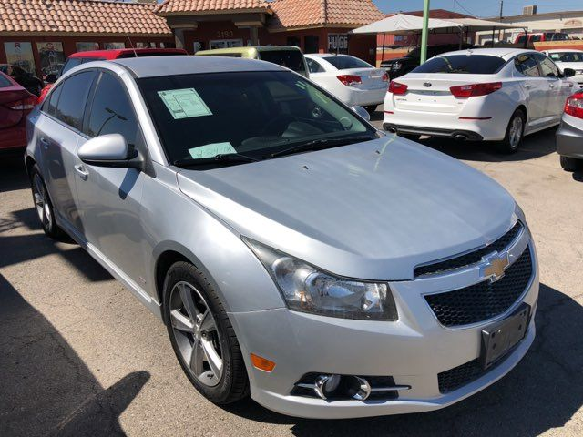 2013 Chevrolet Cruze 2LT CAR PROS AUTO CENTER (702) 405-9905 Las Vegas, Nevada 4
