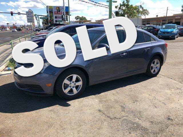 2013 Chevrolet Cruze 1LT CAR PROS AUTO CENTER (702) 405-9905 Las Vegas, Nevada