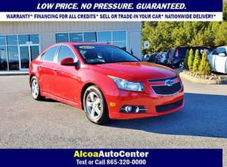 2013 Chevrolet Cruze 1LT Turbo RS Package in Louisville, TN 37777