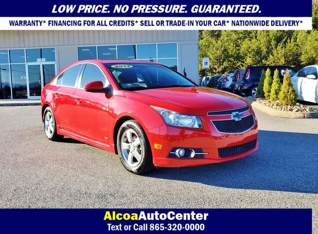 2013 Chevrolet Cruze 1LT Turbo RS Package