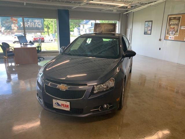 2013 Chevrolet Cruze LTZ in Medina, OHIO 44256