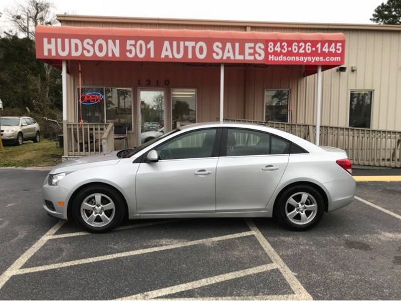 2013 Chevrolet Cruze 1LT | Myrtle Beach, South Carolina | Hudson Auto Sales in Myrtle Beach South Carolina