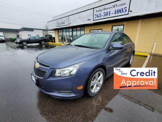 2013 Chevrolet Cruze 2LT 3mo 3000 mile warranty in Ramsey, MN 55303