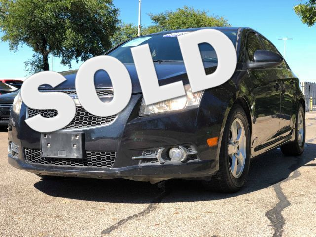 2013 Chevrolet Cruze 1LT in San Antonio TX, 78233