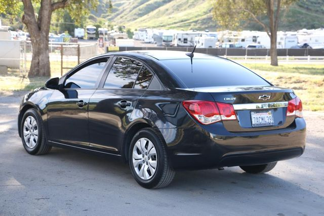 2013 Chevrolet Cruze LS Santa Clarita, CA 5