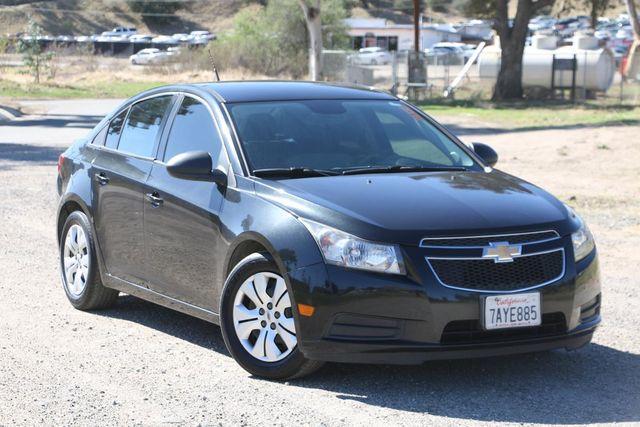 2013 Chevrolet Cruze LS Santa Clarita, CA 3