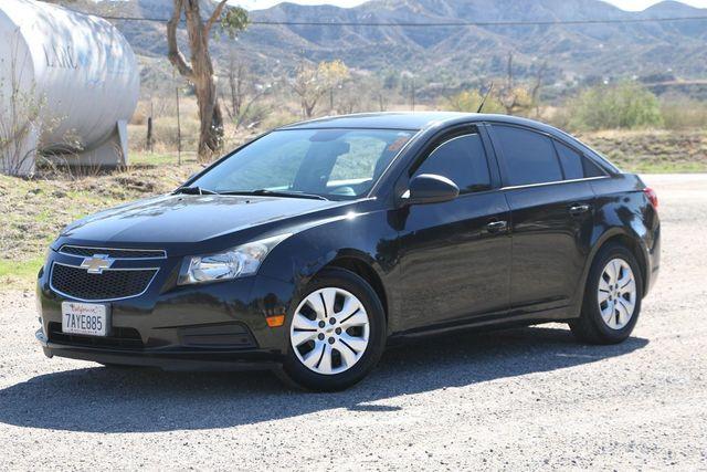 2013 Chevrolet Cruze LS Santa Clarita, CA 1