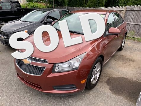 2013 Chevrolet Cruze 1LT in West Springfield, MA