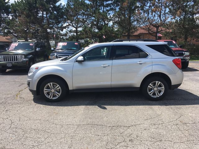 2013 Chevrolet Equinox 4x4 LT Ontario, OH